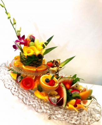 トロピカルフルーツプレート