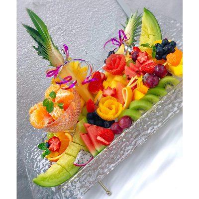フルーツプレート